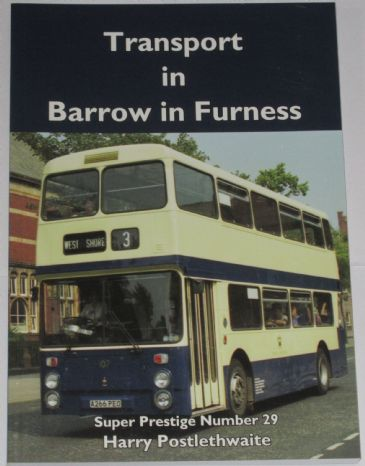Transport in Barrow in Furness, by Harry Postlethwaite